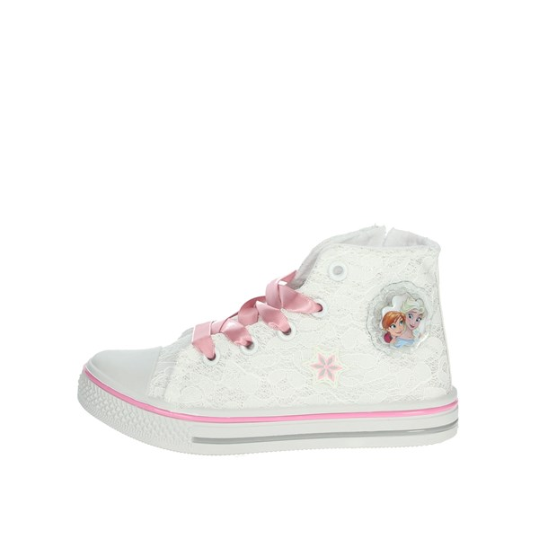 Disney Frozen Shoes Sneakers White S21462