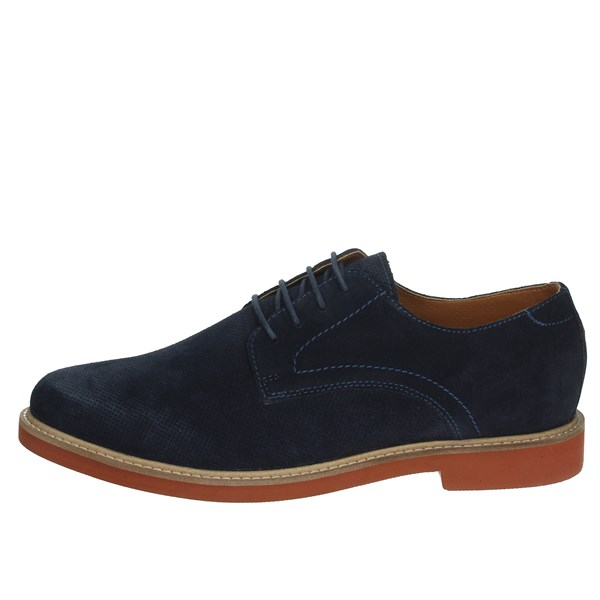 Impronte Shoes Brogue Blue IM91050