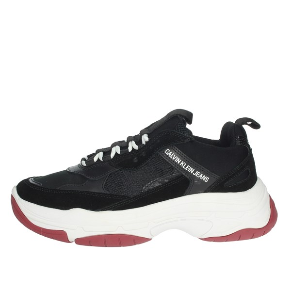 Calvin Klein Jeans Shoes Sneakers Black S1770