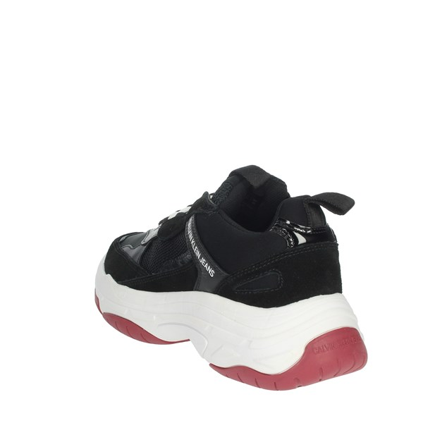 <Calvin Klein Jeans Shoes Sneakers Black S1770
