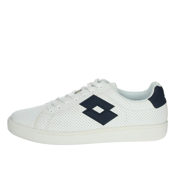 Lotto Shoes Sneakers White/Blue 210666
