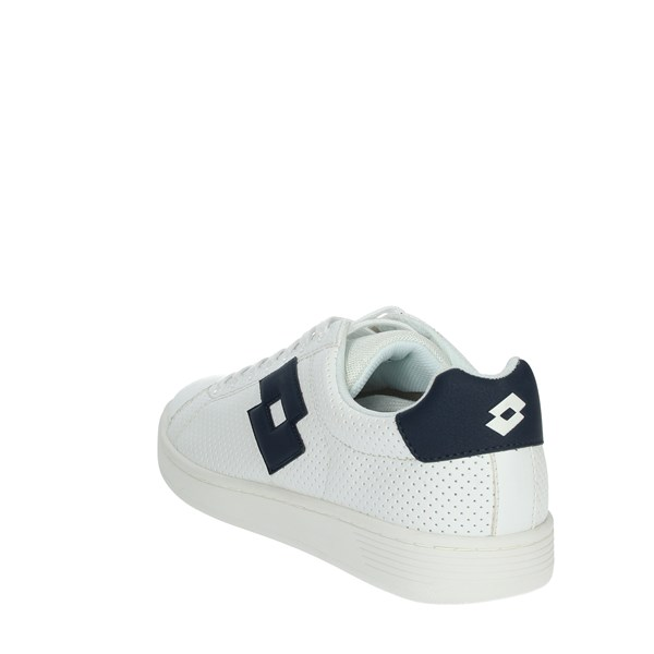 <Lotto Shoes Sneakers White/Blue 210666