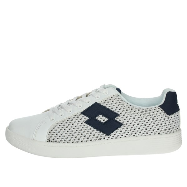 Lotto Shoes Sneakers White/Blue 210667