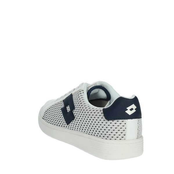 <Lotto Shoes Sneakers White/Blue 210667