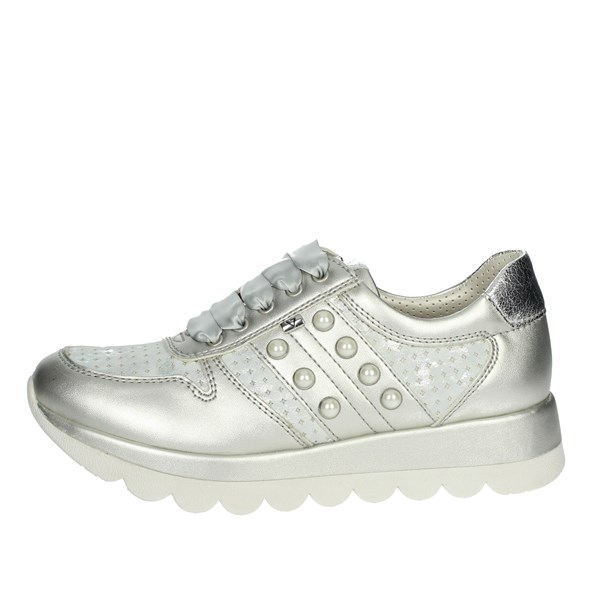 Valleverde Scarpe Donna Sneakers ARGENTO 17313