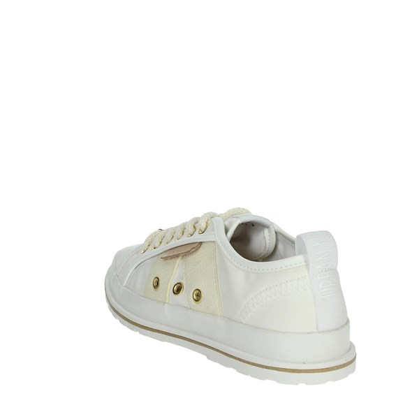 <Lumberjack Shoes Sneakers White SW56905-003