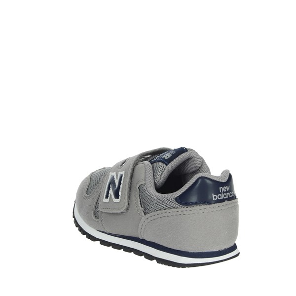 <New Balance Shoes Sneakers Grey/Blue IV373GN