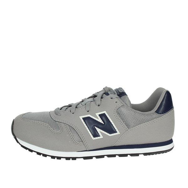 New Balance Shoes Sneakers Grey/Blue YC373GN