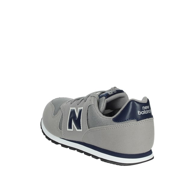 <New Balance Shoes Sneakers Grey/Blue YC373GN