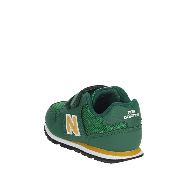 <New Balance Shoes Sneakers Green IV500YG