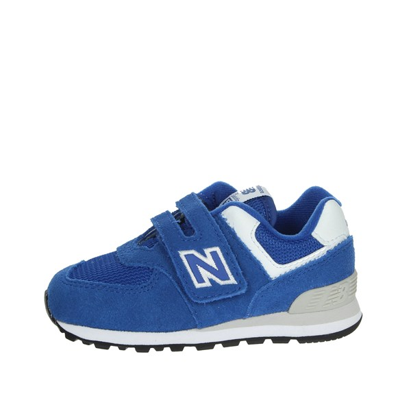 New Balance Shoes Sneakers Light Blue IV574ES