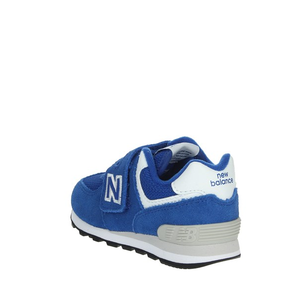 <New Balance Shoes Sneakers Light Blue IV574ES