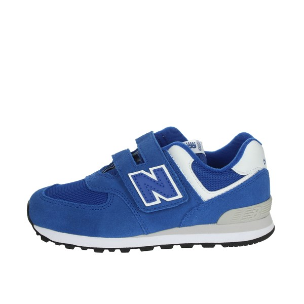 New Balance Shoes Sneakers Light Blue YV574ES