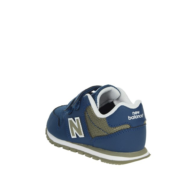 <New Balance Shoes Sneakers Blue/Green IV500NV