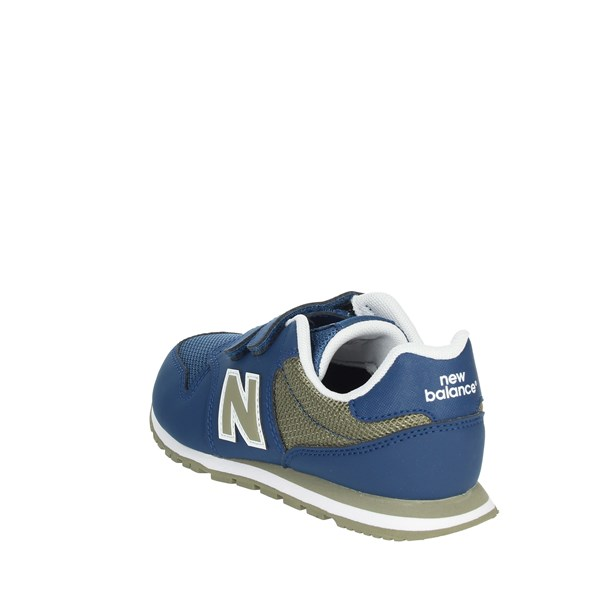 <New Balance Shoes Sneakers Blue/Green YV500NV