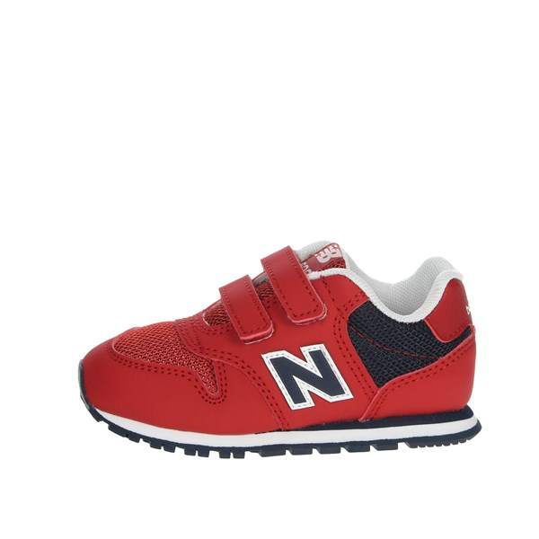 New Balance Shoes Sneakers Red IV500RD
