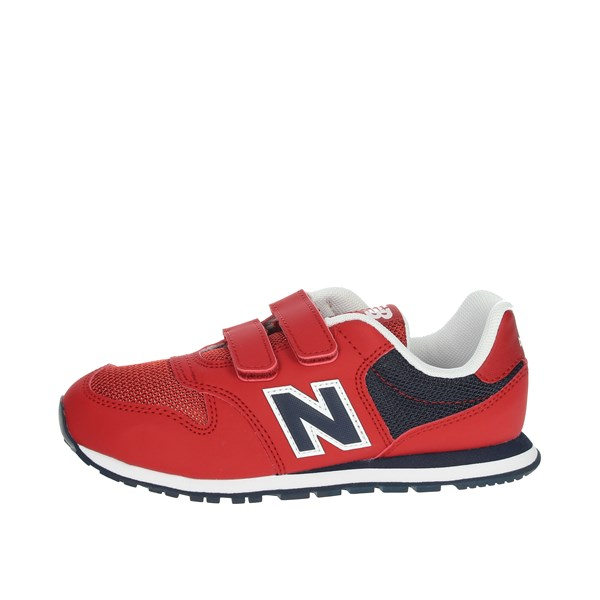New Balance Shoes Sneakers Red YV500RD