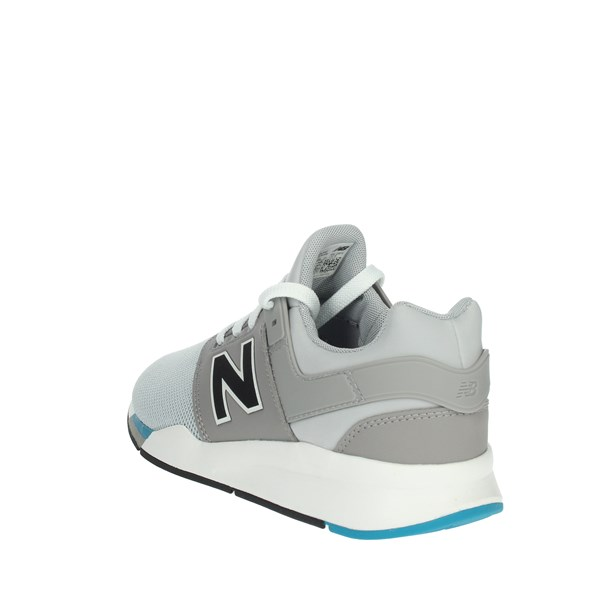 <New Balance Shoes Sneakers Grey GS247FC
