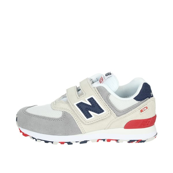 New Balance Shoes Sneakers Grey IV574UJD