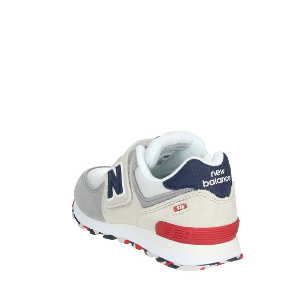 <New Balance Shoes Sneakers Grey IV574UJD