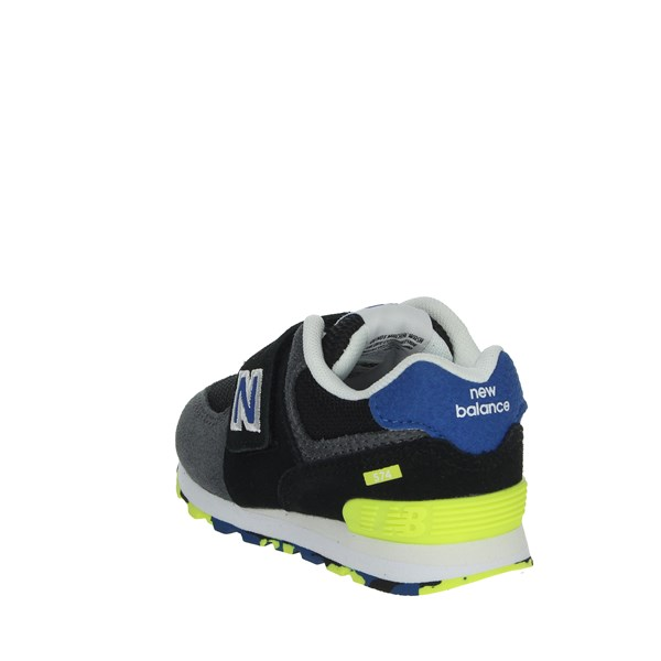 <New Balance Shoes Sneakers Black IV574UJC