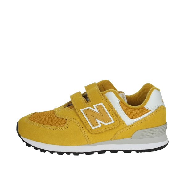 New Balance Shoes Sneakers Yellow YV574EF