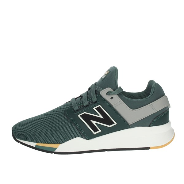 New Balance Shoes Sneakers Dark Green GS574FA