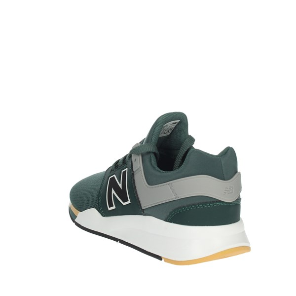 <New Balance Shoes Sneakers Dark Green GS574FA