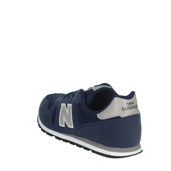 <New Balance Shoes Sneakers Blue YC373NV