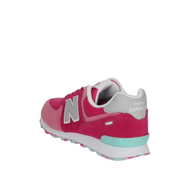 New Balance Shoes Sneakers Fuchsia GC574UJB