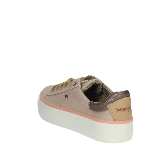 Wrangler Shoes Sneakers Light dusty pink WL91550A