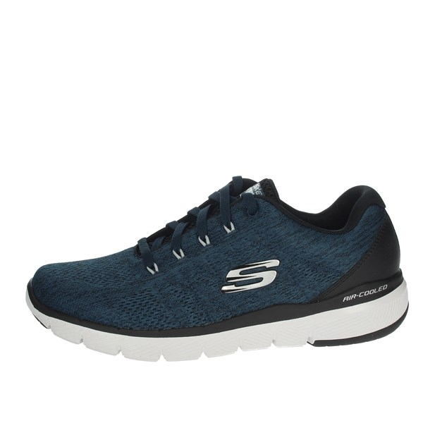 Skechers Shoes Sneakers Blue 52957/BLBK
