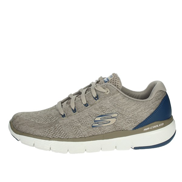 Skechers Shoes Sneakers Beige/Blue 52957/TPBL