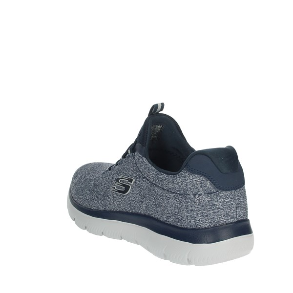 <Skechers Shoes Sneakers Blue 52813/NVY