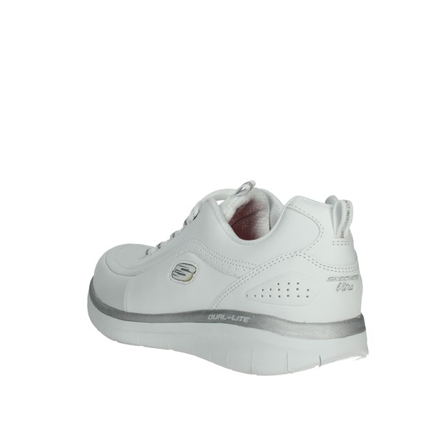 Skechers Shoes Sneakers White 12363/WSL