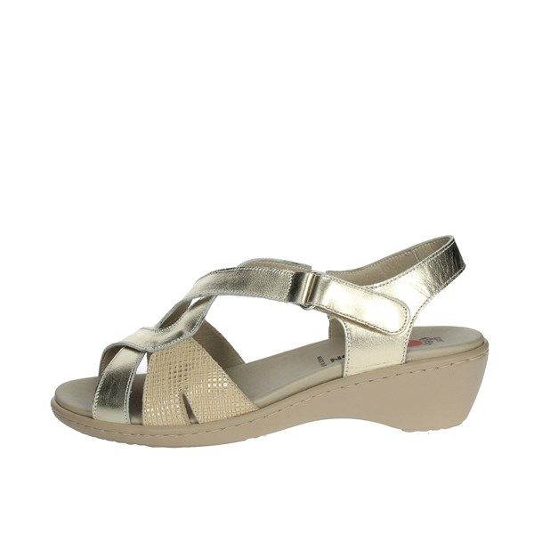 Notton Shoes Sandals Platinum  3815