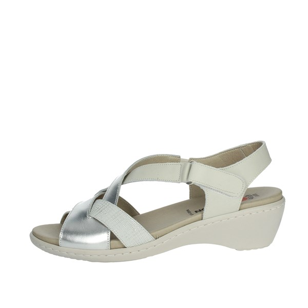 Notton Shoes Sandals Creamy-white 1836
