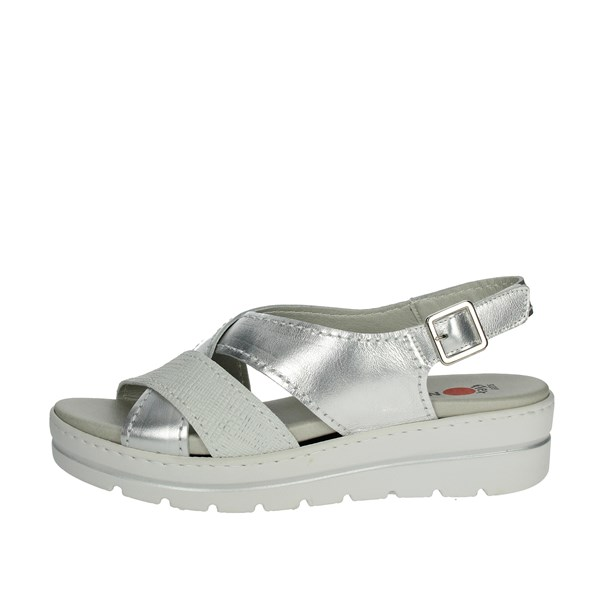 Notton Shoes Sandals Silver 2001
