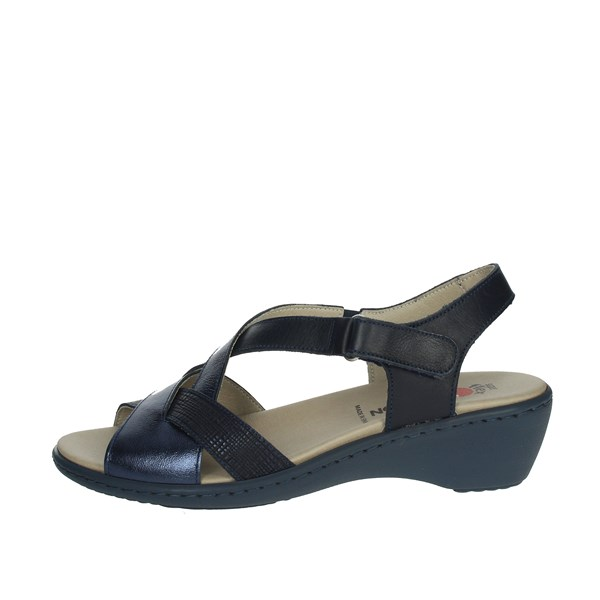 Notton Shoes Sandals Blue 1836