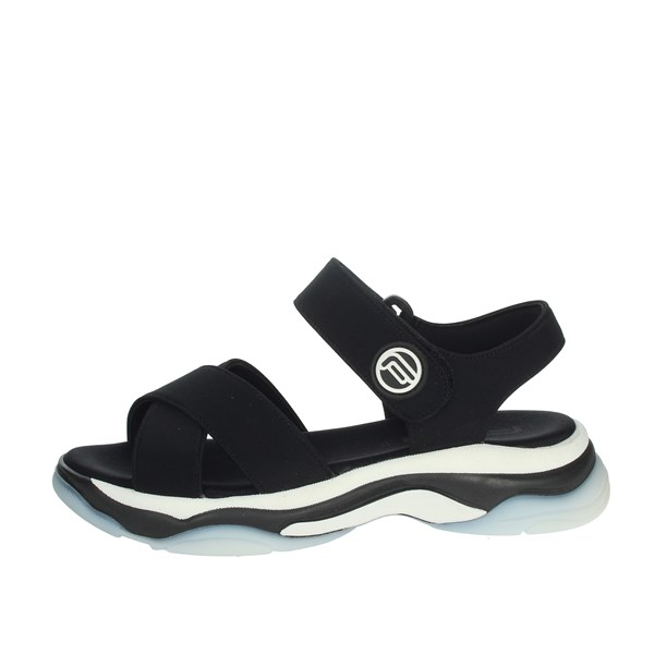 Fornarina Shoes Sandals Black DPE18SUPER20