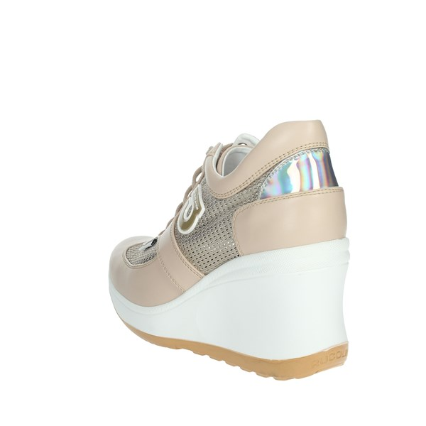 Agile By Rucoline  Shoes Sneakers Beige 1800