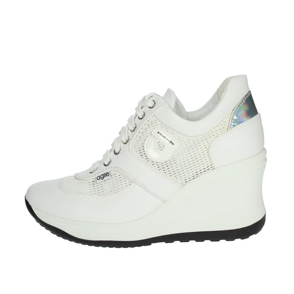 Agile By Rucoline  Shoes Sneakers White 1800