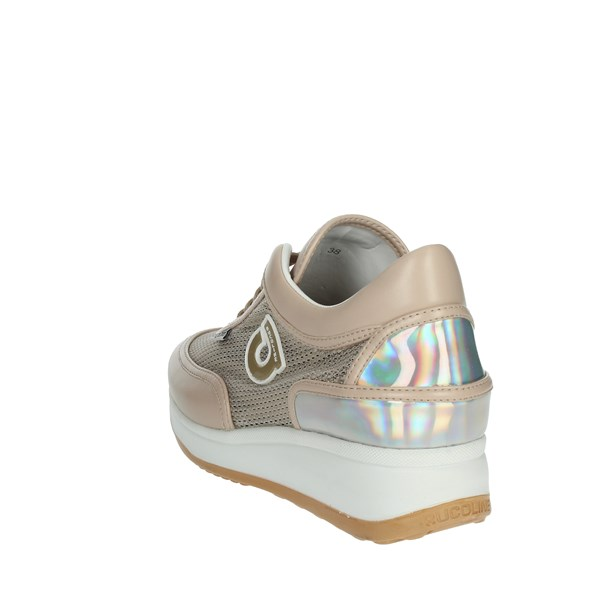 Agile By Rucoline  Shoes Sneakers Beige 1304