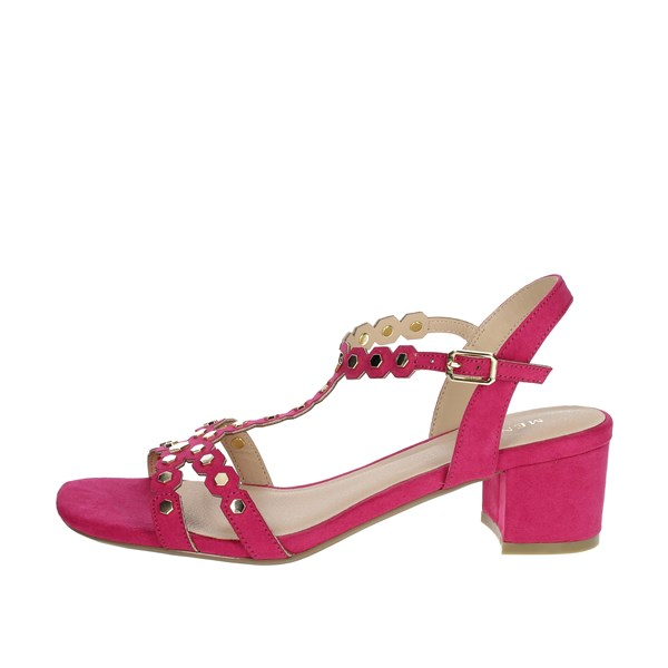 Menbur Shoes Sandals Fuchsia 20327 0033