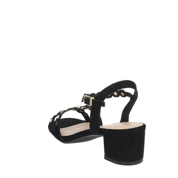 Menbur Shoes Sandals Black 20327 0001