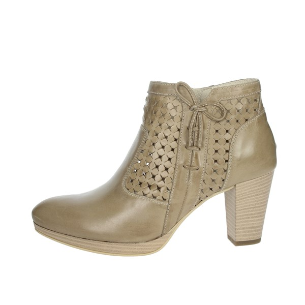 Nero Giardini Shoes Ankle Boots dove-grey P907411D