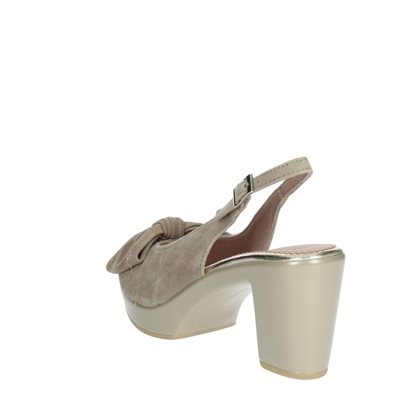 Pitillos Shoes Sandals Beige 2901