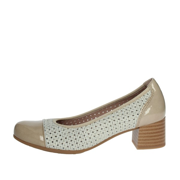 Pitillos Shoes Pumps Beige 5540