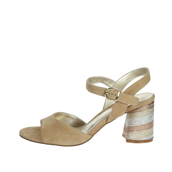 Luciano Barachini Shoes Sandal Beige CC201