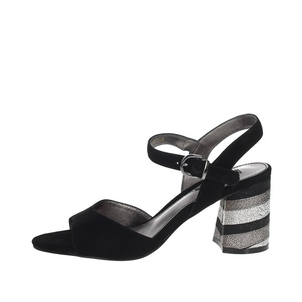 Luciano Barachini Shoes Sandal Black CC201